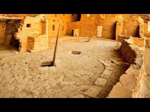 Anasazi Cliff Dwellers