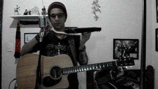 Inner Circle-Bad Boys Cover (Acoustic Looping)+ Melodica