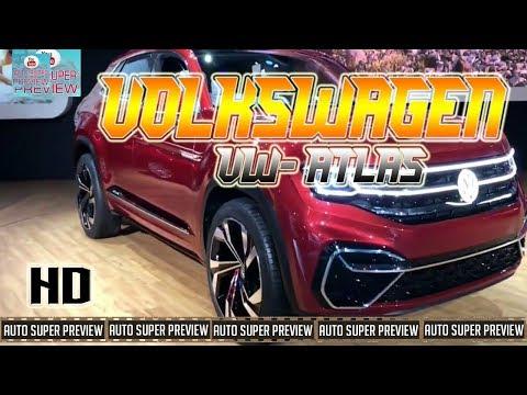 2019 VOLKSWAGEN ATLAS VW SUPER BIG PREMIUM SUV INTERIOR AND EXTERIOR PREVIEW