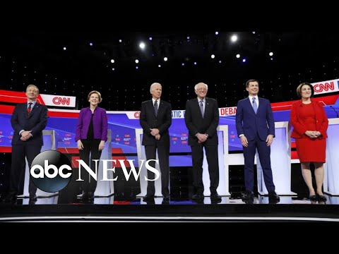 Moments that mattered from 7th Democratic debate