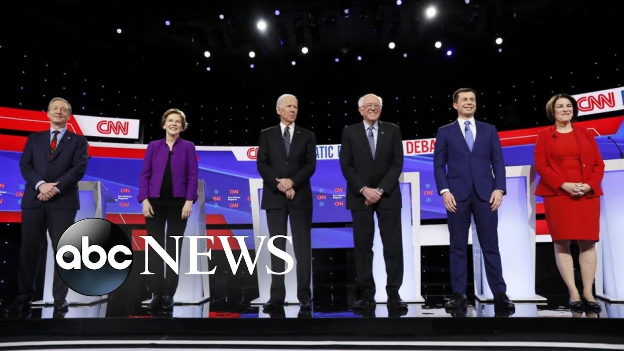 7 Takeaways From the Democratic Debate in New Hampshire