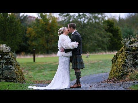 Christy & Mark | Wedding Film | Meldrum House Hotel | Aberdeenshire | Scotland