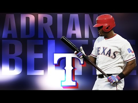 Adrián Beltré  Rangers 2016 Highlights Mix ᴴᴰ
