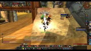 Subtlety rogue and prot warrior arena 20Mar12