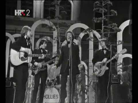 The Hollies - Carrie Anne (Live 1968)