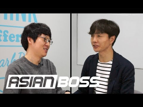 A South and North Korean Meet For The First Time (Hot Take)   ASIAN BOSS