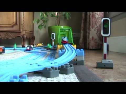 Thomas & ses amis - La parade des locomotives Travel Video