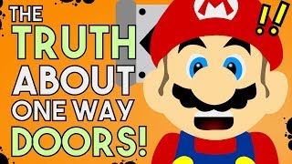 The Secret Trait of One-Way-Doors in Super Mario Maker 2 and How to Use it!