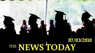 Trump To Urge Colleges To Ignore Race In Admissions: Media | News Today | 07/03/2018 | Donald Trump
