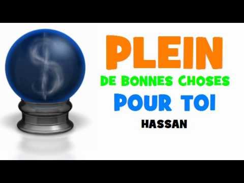 Joyeux Anniversaire Hassan Youtube