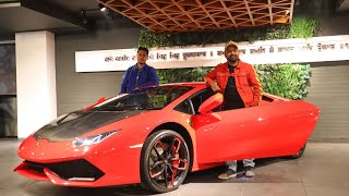 First Time On Youtube History In India | Preowned Lamborghini Huracan For Sale | MCMR