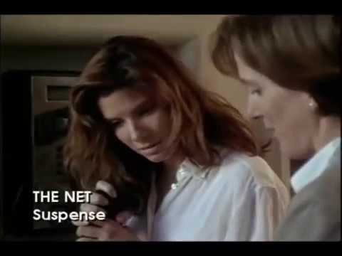The Net Movie Trailer 1995