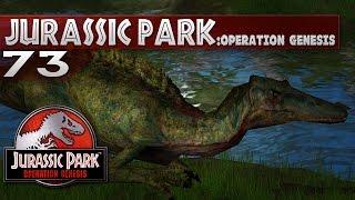Jurassic Park: Operation Genesis || 73 || Baryonyx