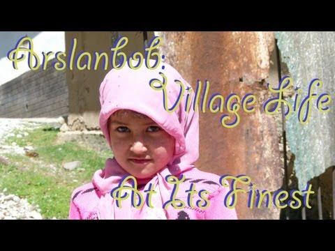 Arslanbob, Kyrgyzstan - Village Life At Its Finest