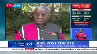 Job post-COVID-19: Kenya feels coronavirus impact