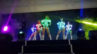 LED K-pop Dance
