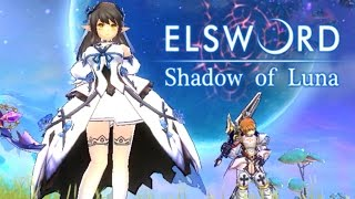 Elsword Shadow of Luna Gameplay & Playable Jobs 3D Action RPG - CBT - Mobile