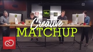 Ep 1 | Creative Matchup: Adobe Muse CC  | Adobe Creative Cloud