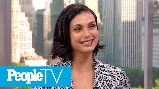 morena baccarin says husband and costar ben mckenzie knows whos boss on gotham set peopletv