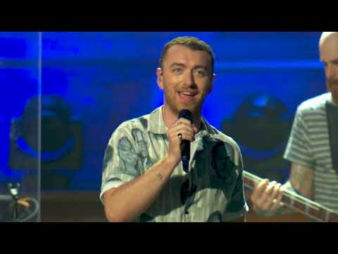 Sam Smith - I'm Not The Only One (Live In Melbourne)