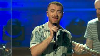Скачать Sam Smith I M Not The Only One Live In Melbourne
