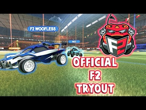 MY F2 OFFICIAL TRYOUT?!