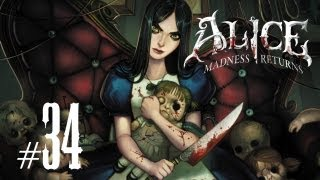 Lets Play Alice Madness Returns (Blind) 034 - Jump