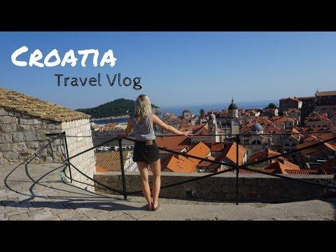 Croatia   Dubrovnik & Hvar | Travel Vlog