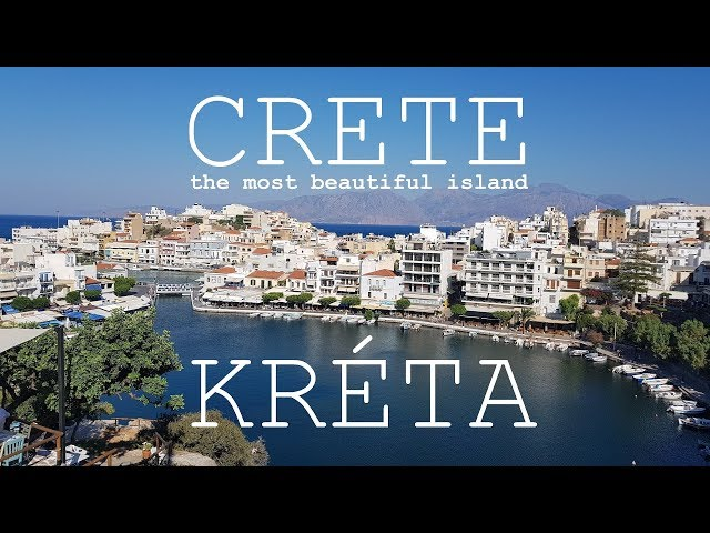 Crete - the most beautiful island 1/2