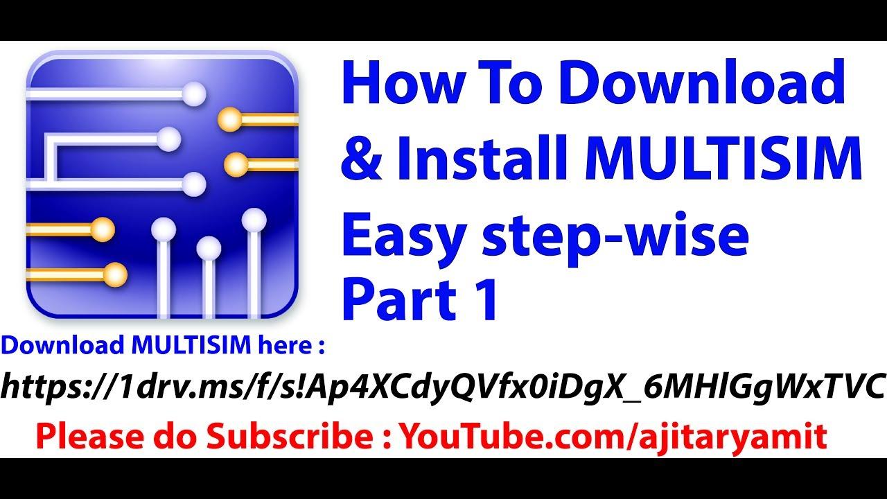 NI Multisim installer Torrent