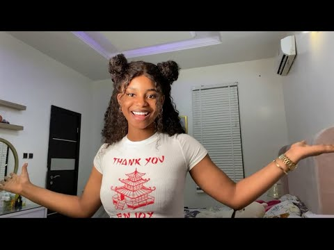 MY ROOM TOUR/ Priscilla ojo