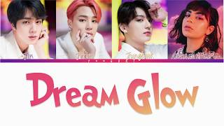 BTS ft Charli XCX Dream Glow