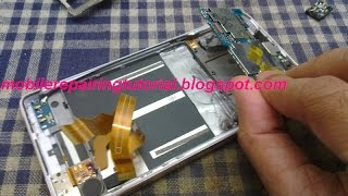 Micromax A350 Disassembly