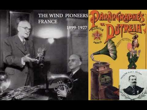 The Wind Pioneers - France, 1899-1927