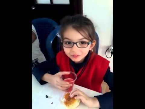 Ders sonrası ev yapımı küçük atıştırmalıklar - Ankara Ümitköy International Education Club