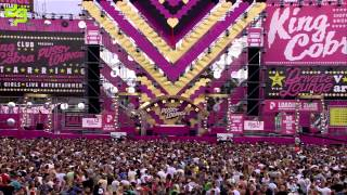 Decibel outdoor festival 2014 - Ruthless DJ set