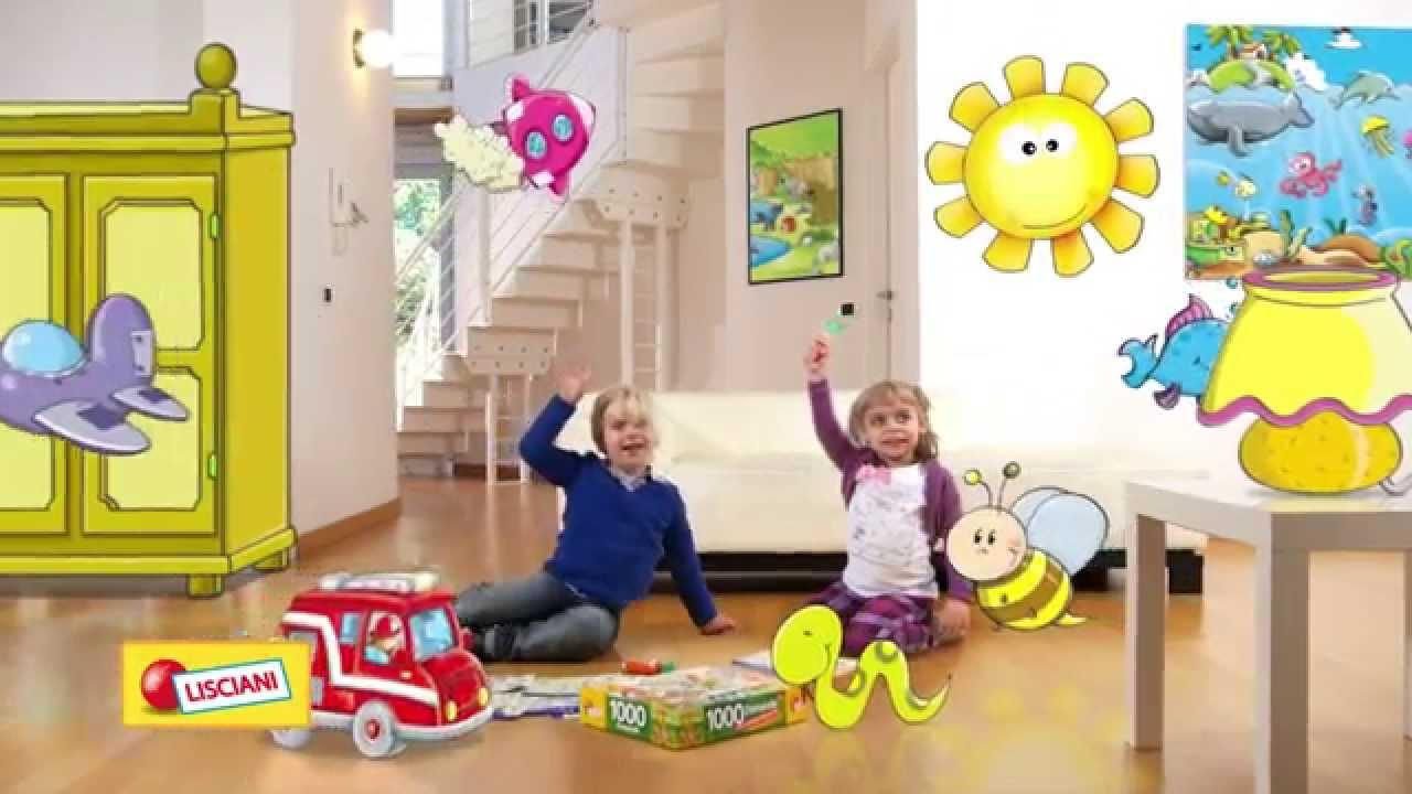 Lisciani TV - Spot TV Carotina 1000 Domande