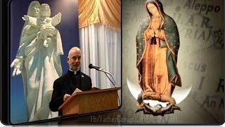 MOON UNDER HER FEET (Pt. 1) The Real War We Fight ~ Fr. CORAPI