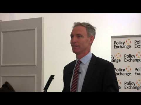 Jim Murphy delivers his valedictory address at Policy Exchange | 15.06.2015