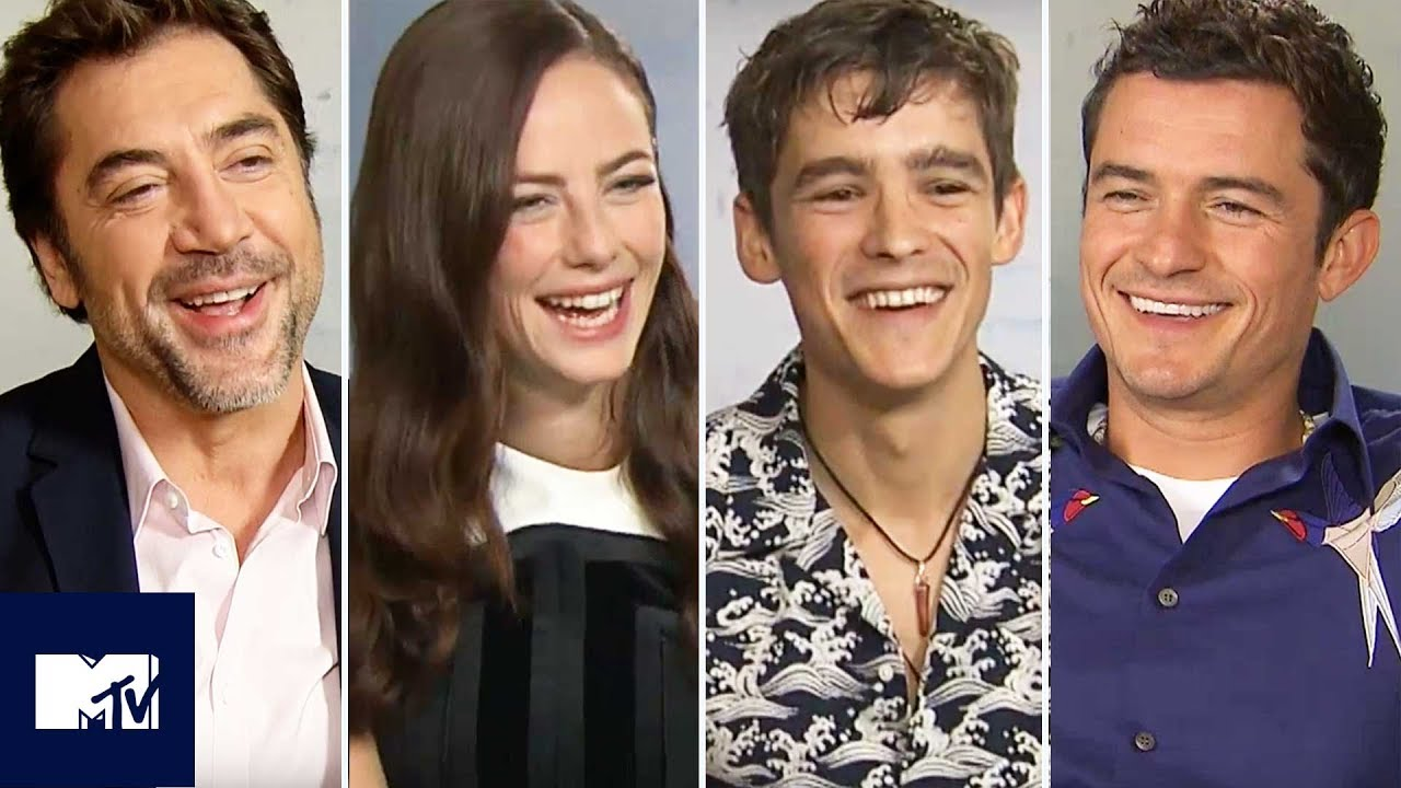 Pirates Of The Caribbean: Salazar's Revenge Cast Reveal Funniest Moments |  MTV Movies