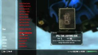 Skyrim Secret Chest in the College of Winterhold Guide [Merchant chest]