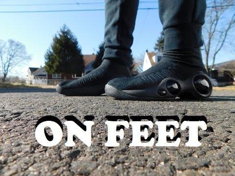 Nike Flight Bonafide On Feet - YouTube