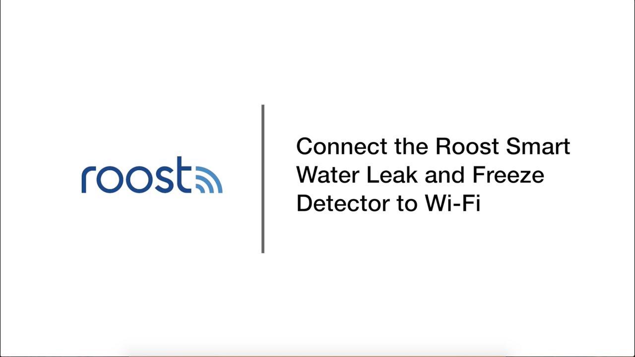 Leak detector setup video – How can we help?