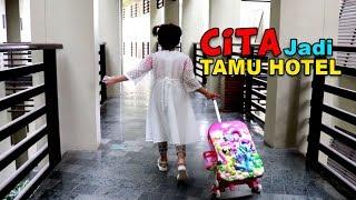 What If Cita Jadi Tamu Hotel 💙 Drama Parodi Anak Menginap di Hotel 💙 Kids Traveller