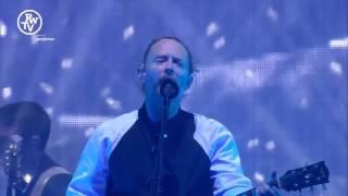 Lucky - Radiohead, (Live at Rock Werchter, Belgium 2017) Sub Español