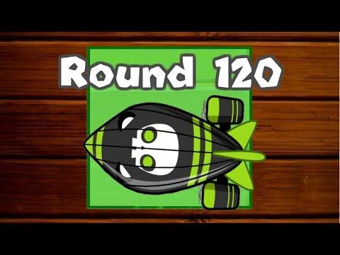 Bloons TD Battles World Record Attempt - Round 120! (BTD Battles)