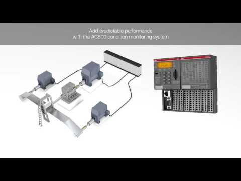 ABB - Predictive Performance with AC500 Condition Monitoring CMS