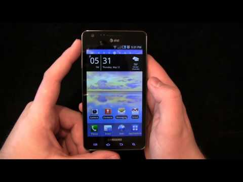 Samsung Infuse 4G Review Part 2