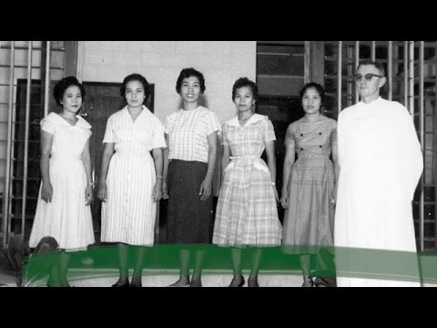 La Salle Green Hills: Then and Now!