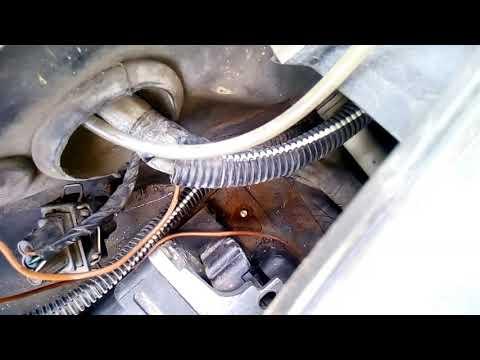 Seat Toledo 1,6 двигатель не сбрасывает обороты ищем причину